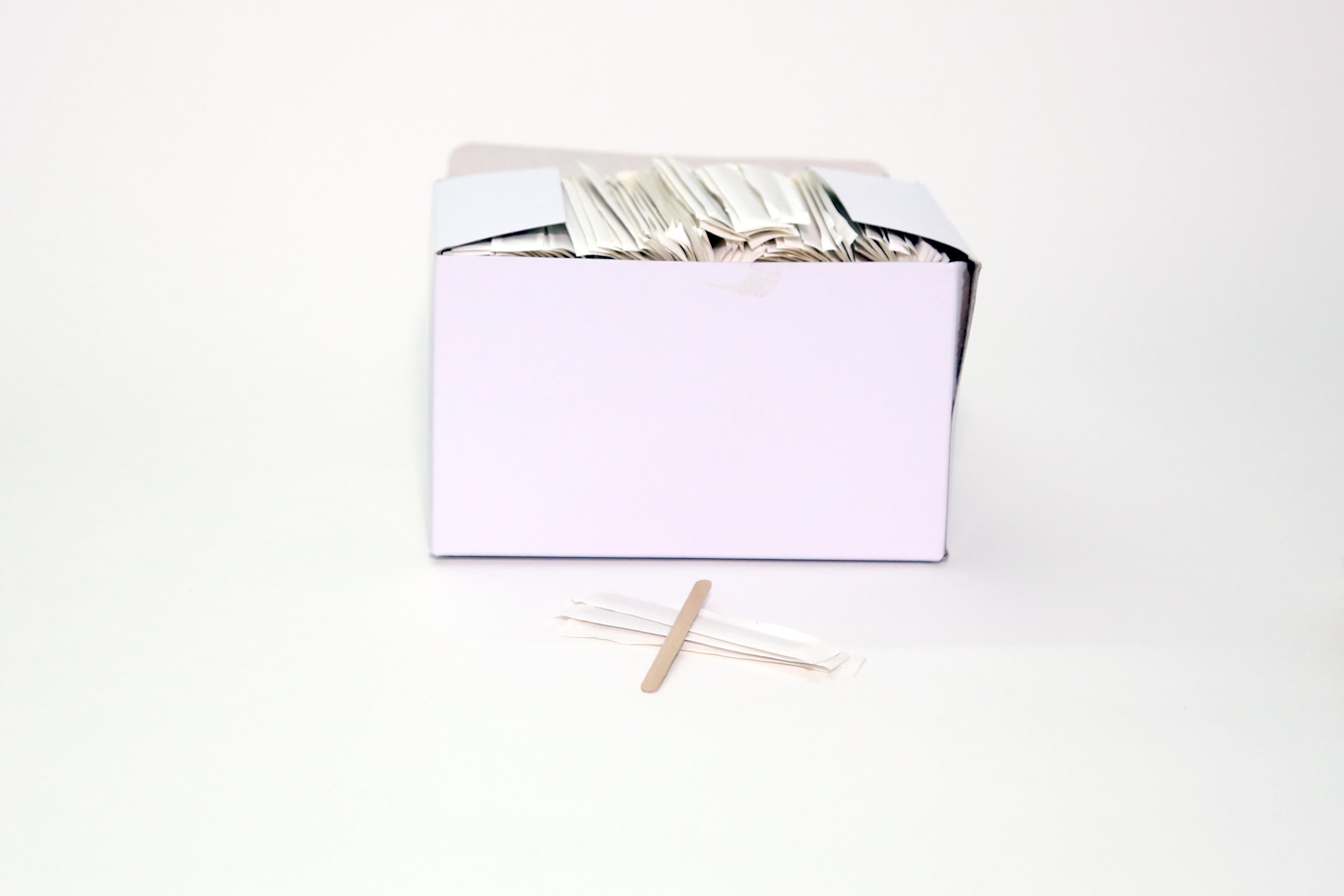 Paletina Individual 90mm (15 caixas x 1.000 pcs)