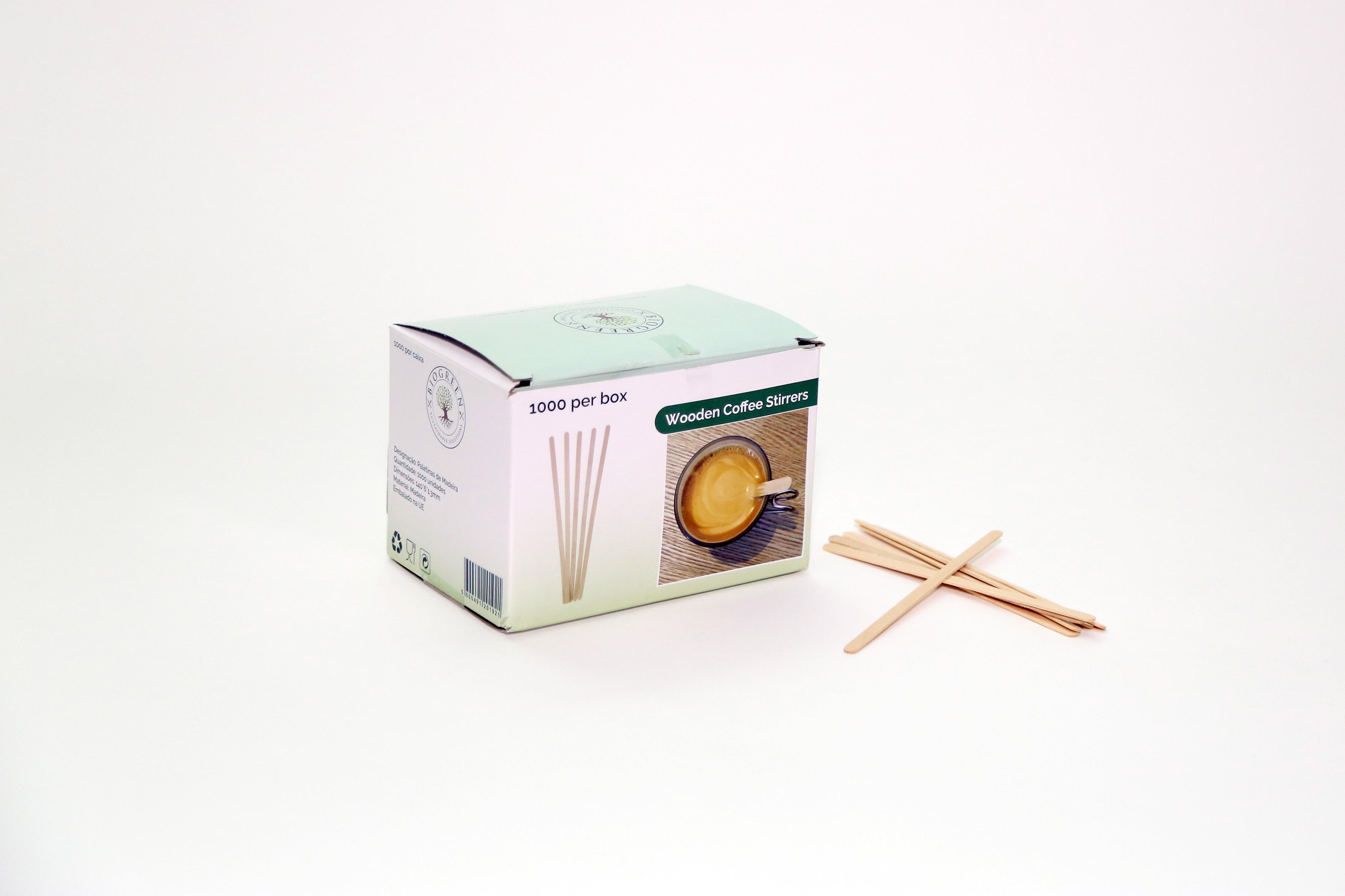 Paletina Não Individual 105mm (10 caixas x 1.000 pcs)