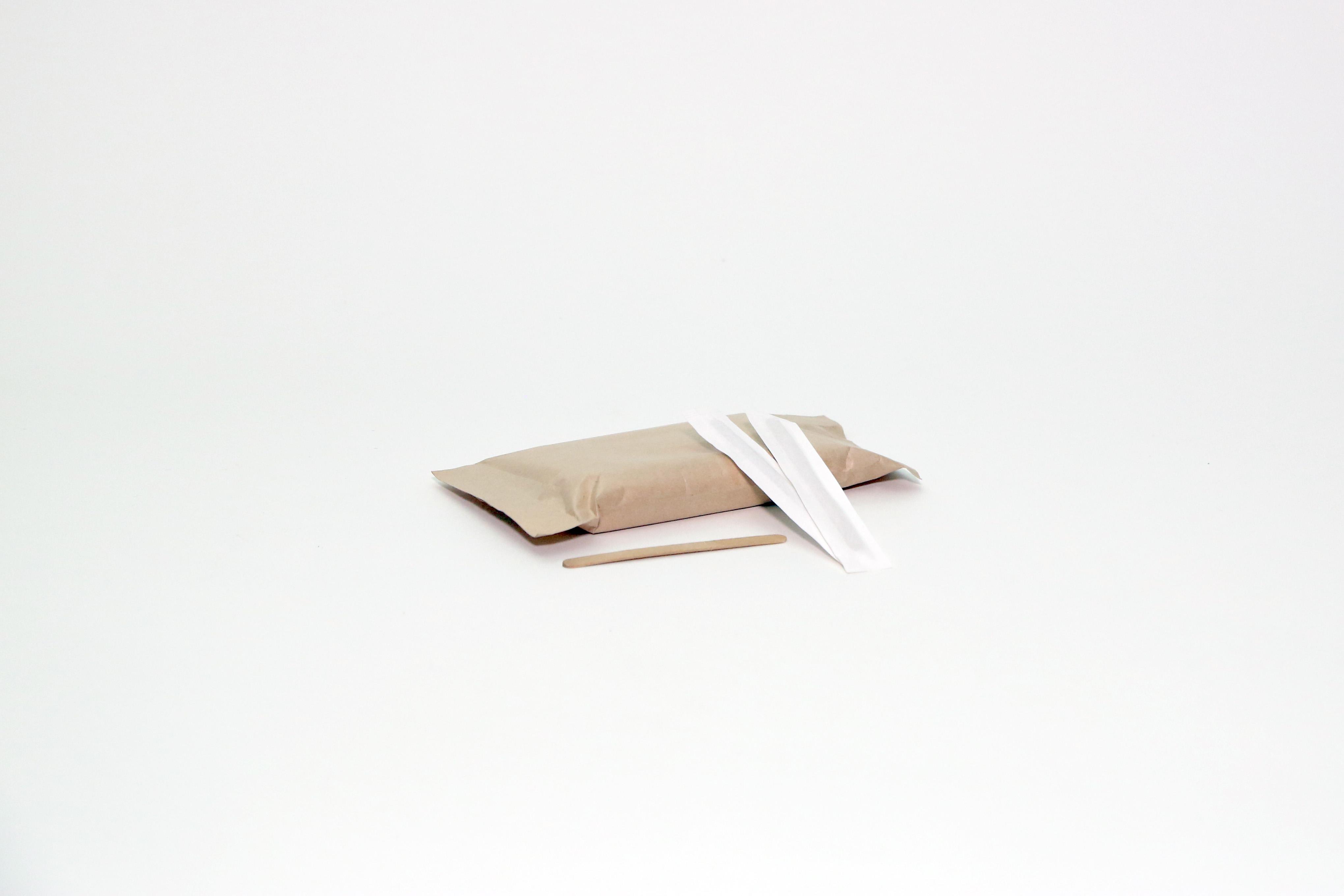 Paletina Individual Delta Q 110mm (200 sacos x 100 pcs)